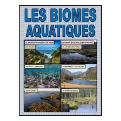 Les biomes aquatiques