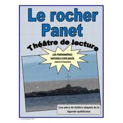 Le rocher Panet (Théâtre de lecture)