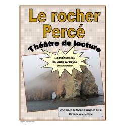 Le rocher Percé (Théâtre de lecture)
