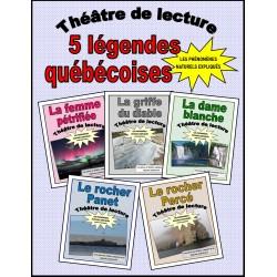 5 légendes québécoises (phénomènes naturels)
