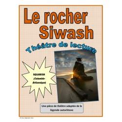Le rocher Siwash (Théâtre de lecture)