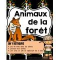 Ressource de littératie: Les animaux