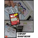 *Cahier interactif #5: Syntaxe et Ponctuation