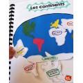 Cahier interactif: Géographie dès le printemps