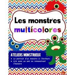 Ressource de littératie: Les monstres