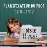 Planificateur/ Agenda de L'Enseignant