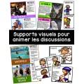 *Communication orale / exposé / discussion