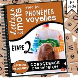 Conscience phonologique #2: Phonèmes voyelles