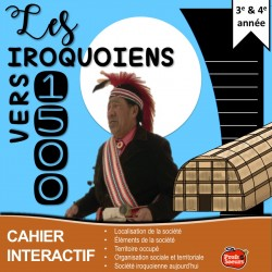 Cahier interactif: Les Iroquoiens vers 1500