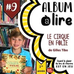 Littérature jeunesse #9: Le cirque en folie