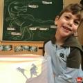 *Ateliers STIM: Les dinosaures/Mur de mots