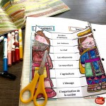 KIT complet des cahiers int.: géo et histoire