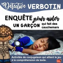 Les verbes avec Verbotin: conjugaison et lecture