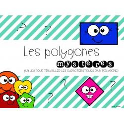 Les polygones mystères