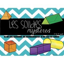Les solides mystères (Guess who?)