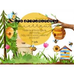 Les déterminants mielleux