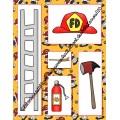 Les pompiers - atelier de mesure