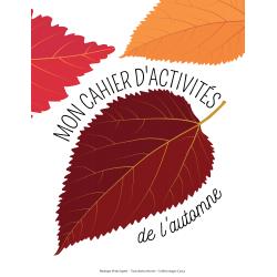 Cahier d'activités sur l'automne