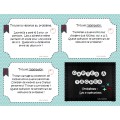 Cartes à tâches: Problèmes :4 opérations