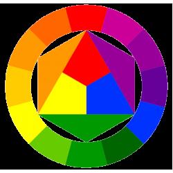 Roue Chromatique - Roue des couleurs