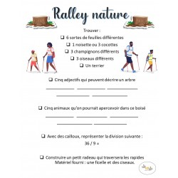 Ralley nature
