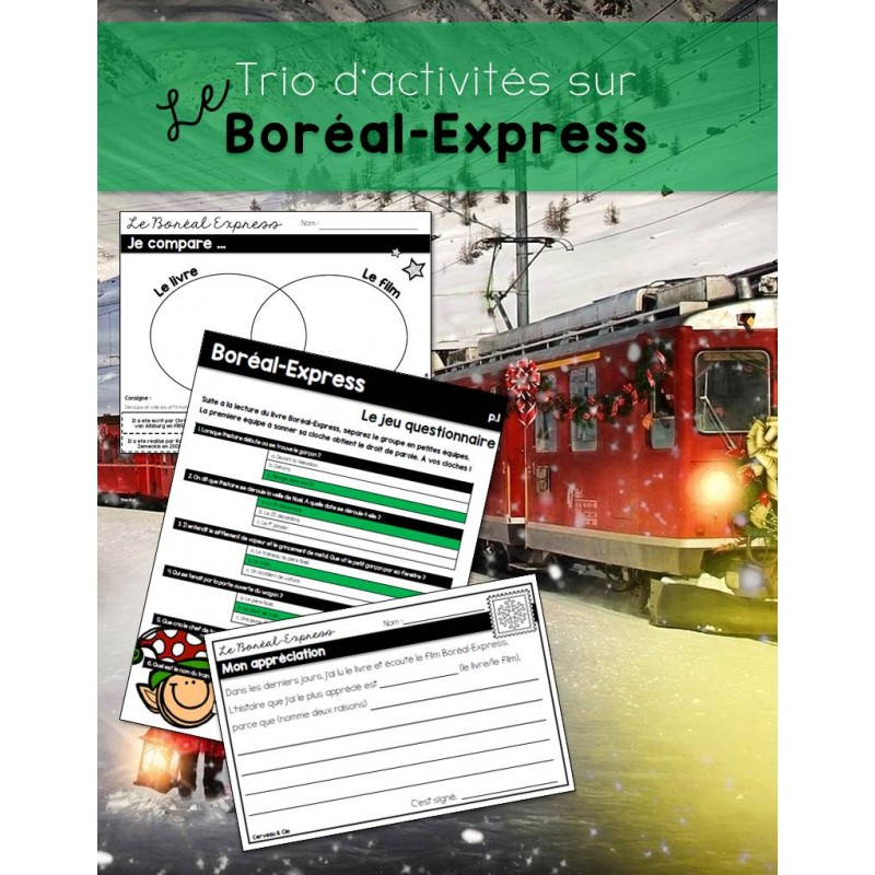 Bien connu Boréal-Express HV67