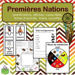 Premières Nations autochtones