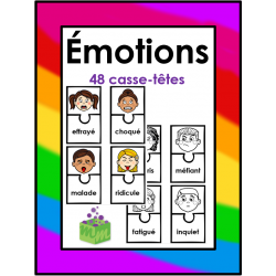 Émotions casse-têtes