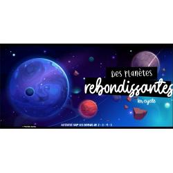 Des planètes rebondissantes - Atelier BONDS