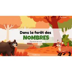 Dans la forêt des nombres - Jeu interactif