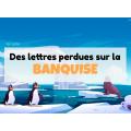 Lettres perdues sur la banquise -  Jeu interactif