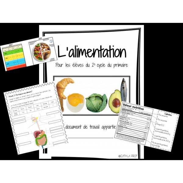 Dossier sur l'alimentation