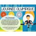ATELIER - Journée olympique - 3e cycle