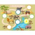 ATELIER/JEU - Une journée au zoo