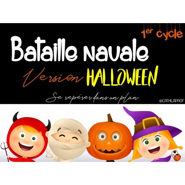 Bataille navale - Halloween (1er cycle)