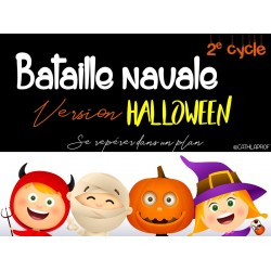 Bataille navale - Halloween (2e cycle)