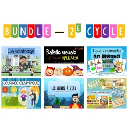 BUNDLE - Ateliers 2e cycle