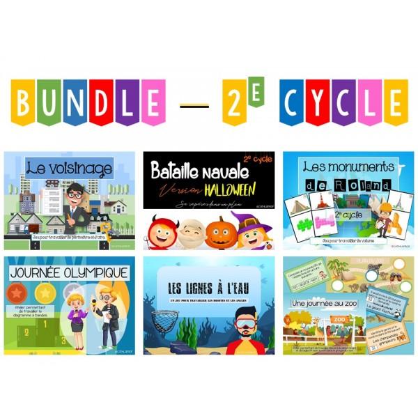 BUNDLE - Ateliers 2e cycle