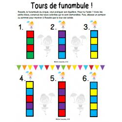 Tours de funambules