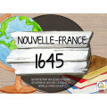 Ensemble - Univers social - Nouvelle France 1645