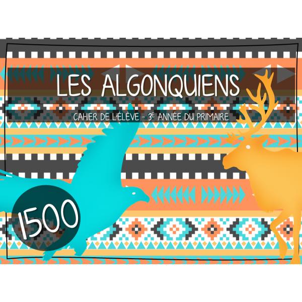 Ensemble - Univers social - Algonquiens 1500