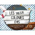 Ensemble - Univers social - Treize colonies 1745