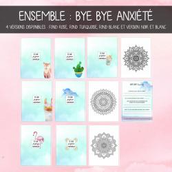 Ensemble : Bye Bye Anxiété