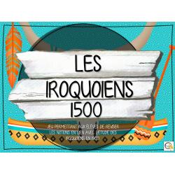 Atelier - Univers social - Iroquoiens 1500