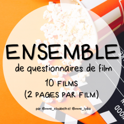 Ensemble - Questionnaires de film