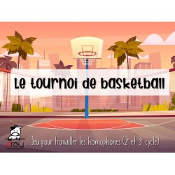 Le tournoi de basketball