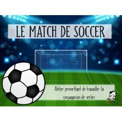 Le match de soccer