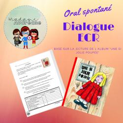 Oral spontané: Une si jolie poupée