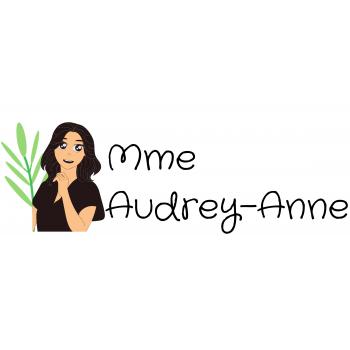 Mme Audrey-Anne - Orthopédagogue