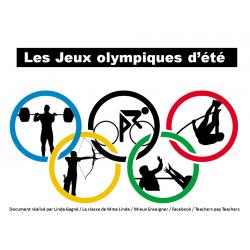 Jeux olympiques : français et mathématique